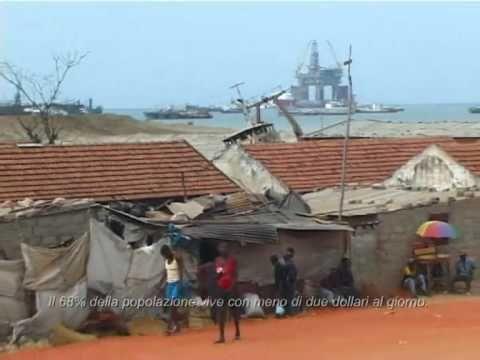 L' Angola dei bambini - Viaggio a Luanda