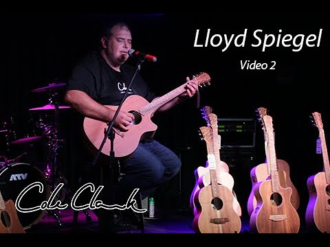 Lloyd Spiegel Demonstrates Award Winning Pick Ups