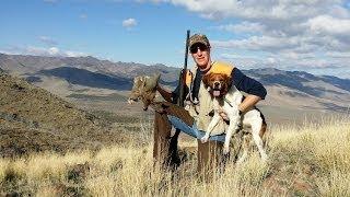 Utah Chukar Hunting with Mack