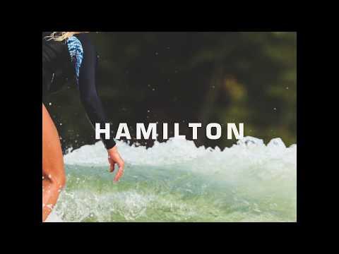 Bethany Hamilton Wakesurfs Tige Boats - Teaser