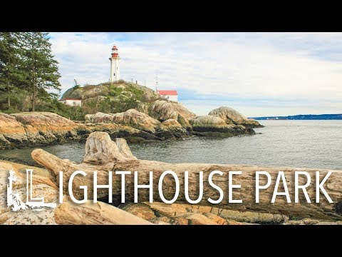 THE LIGHTHOUSE PARK // VANCOUVER