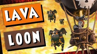 TH11 LavaLoon UNSTOPPABLE War Attack Strategy | Town Hall 11 LavaLoon Strategy | Clash of Clans