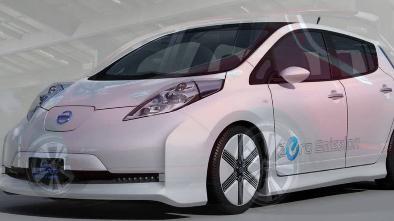 2017 Nissan Leaf Range New Car Release