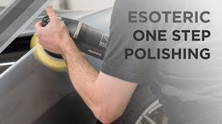How to detail a car, and what is one-step polishing?!