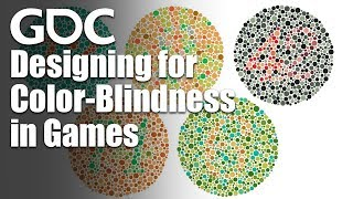 Solving an Invisible Problem: Designing for Color-Blindness in Games