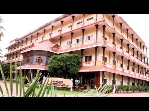 An Introduction to Amrita School of Biotechnology