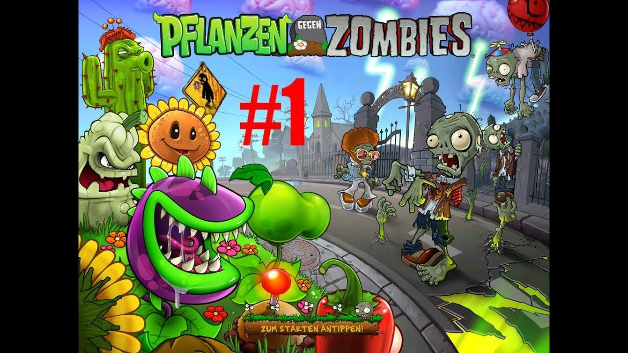 Zombie Vs Pflanzen