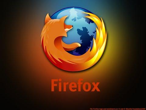 Mozilla Firefox долго загружается при запуске