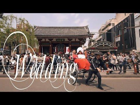 浅草神社・浅草一松ウエディング  S+K Wedding(shortmovie)150425