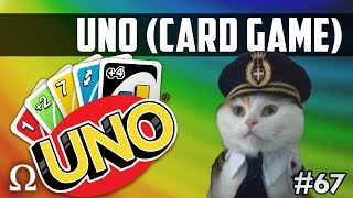 TEAM ANIMALS VS TEAM FACES! | UNO Funny Moments #67 Ft. Jiggly, Scotty, Catz