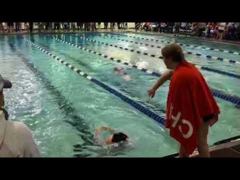 Sydney O'Connor 200 Free Swim Meet