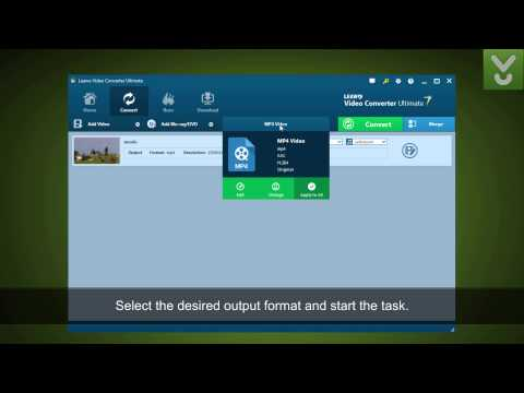 Leawo Video Converter Ultimate - Convert, Edit, And Download Video Files - Download Video Previews
