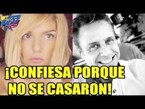 Itatí Cantoral recuerda su noviazgo con Alexis Ayala y revela por qué no se casó con él