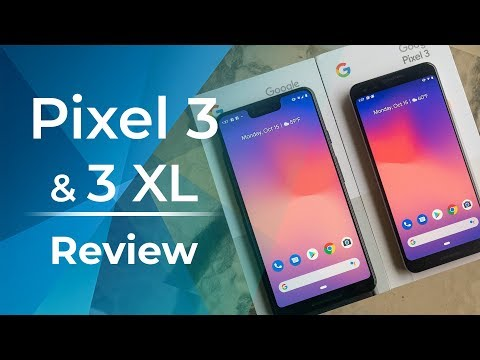 Google Pixel 3 and 3 XL Review - PhoneArena