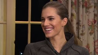 Peter Pan's Allison Williams Teaches Natalie How To Fly | TODAY