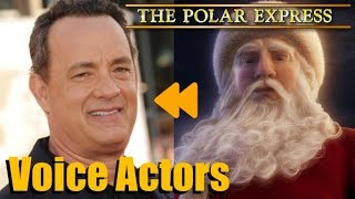 """The Polar Express"" (2004) Voice Actors and Characters"