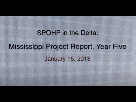 SPOHP in the Delta: A Project Report Year 5