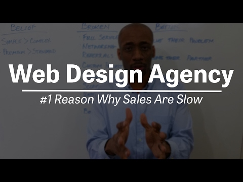 Web Design Agency   The #1 Mistake of all Web Design Agencies
