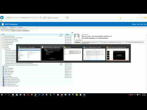 SLIM Companion - Email Integration Capabilities