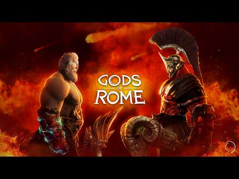 gods of rome intro and my first fight ever