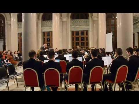 G. Rossini - Marcia per il Sultano - Banda del Conservatorio