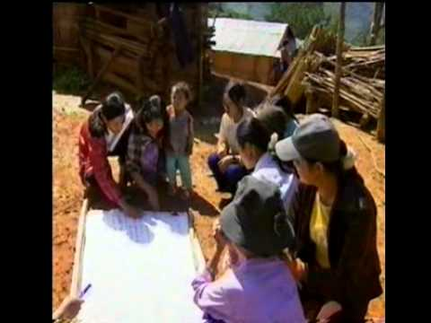 Participatory rural appraisal in Central Vietnam