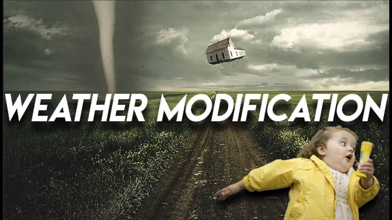 Can the Government Control the Weather?