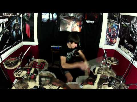 Back In Black - Drum Cover - AC/DC