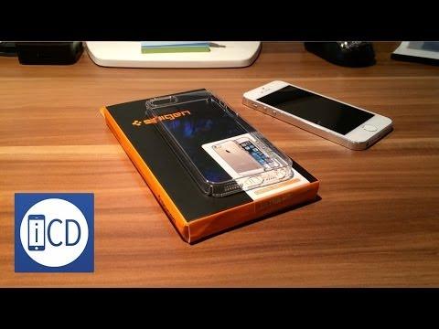 spigen-case---iphone-5/5s---review