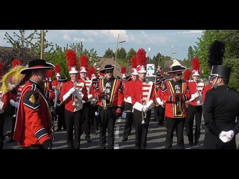 MBQ / Triuggio Marching Band - Rolling In The Deep