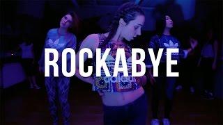ROCKABYE ♥ Jazz Funk ★ DANCE CLASS | Choreography Alex Neüff