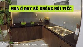 Căn hộ mẫu Phú Đông Premier 62m2 2 phòng ngủ, Bình Dương - Land Go Now ✔