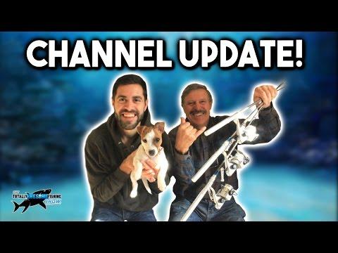 Channel Update 2016   TAFishing