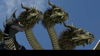 Godzilla Fan Film (spoof/parody/tribute/whatever) Preview