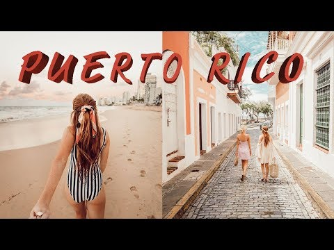 PUERTO RICO / VLOG