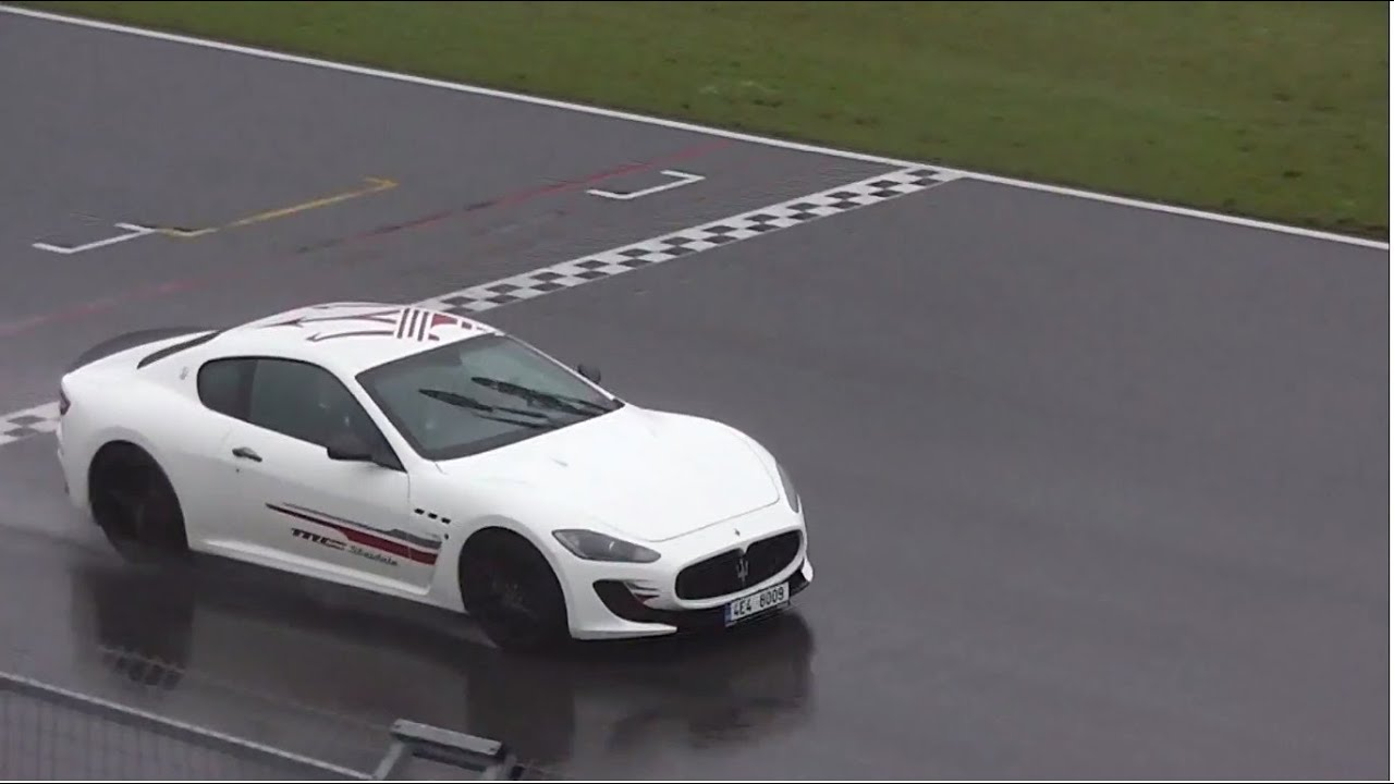 Maserati engine sound