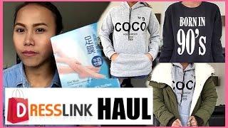 CHEAP CLOTHING HAUL & TRY ON!!! DRESSLINK   rhaze