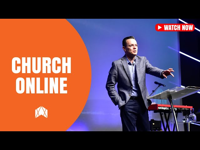 SOMETHING'S MISSING - SUNDAY 23 AUGUST - CHURCH ONLINE
