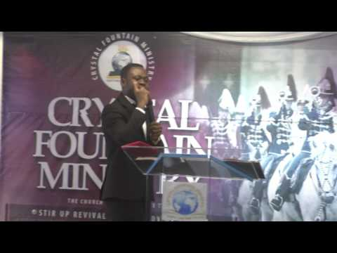 Celebration service(Crystal Fountain Ministry)-Love