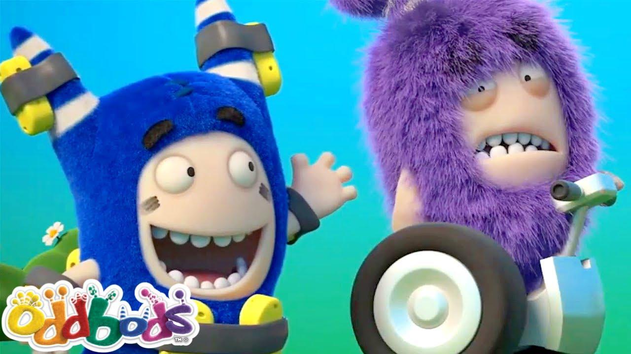 Oddbods En İyileri #3 | Oddbods | Çocuklar için Çizgi Filmler