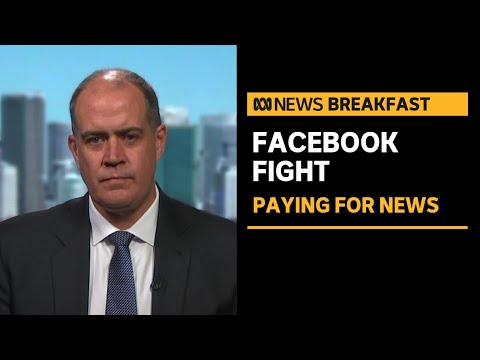 "ABC Managing Director says Facebook's news ban is ""extraordinary"" 