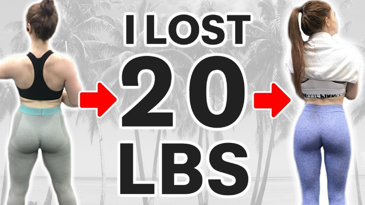 How I Lost 20 Lbs Of Stubborn Fat What Really Worked For Calories Cardio And Workouts 2
