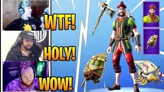 [NEW SKIN IN FORTNITE HACIVAT]