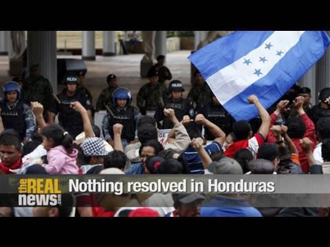 Nothing Resolved in Honduras