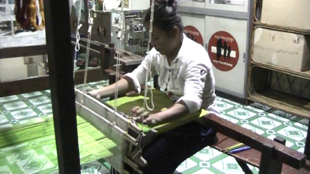 CHA- Weaving Room and Tailoring Room at CHA program for the disabled ...