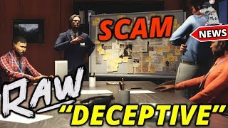 "RAW - NEW MMO Survival KickStarter Game ""Deceptive"" Suspended! Scam?"