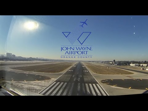 Landing in the shortest runway of all major airports in the US.
