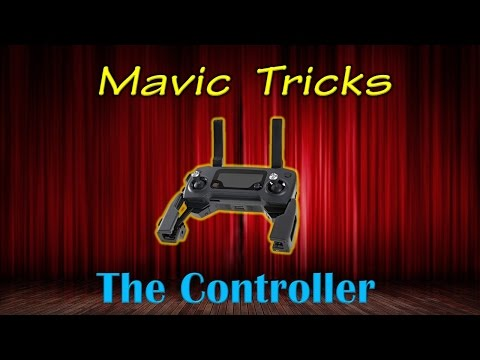 Mavic Tricks - Using a Tablet With Your Mavic Pro