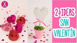 2 ideas fciles para regalar 14 de febrero   san valentn   da del amor y la amistad   catwalk