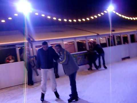 Skating in Cambridge